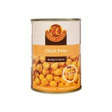 Chick Peas (Ready To Serve) 400g x  24 EO Tins